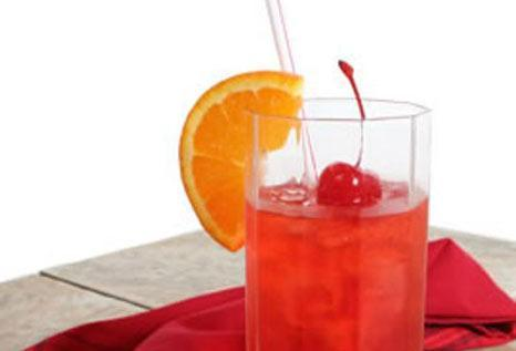 Shirley Temple koktel recept